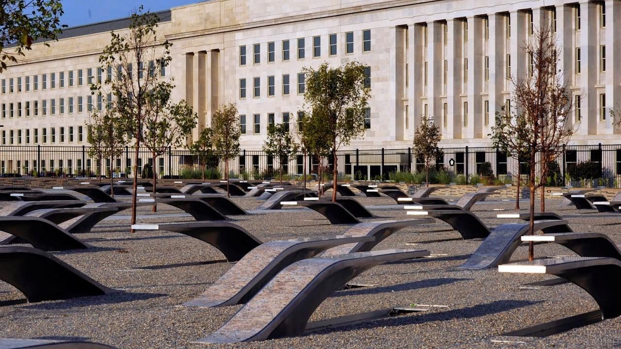 Мемориал здания Министерства обороны Америки