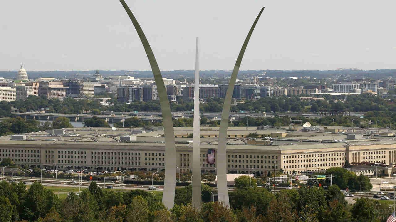 Стелла погибшим в атаке на Пентагон