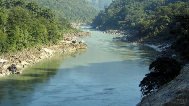 Долина реки Ганг