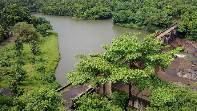 Мост через приток реки Ганг