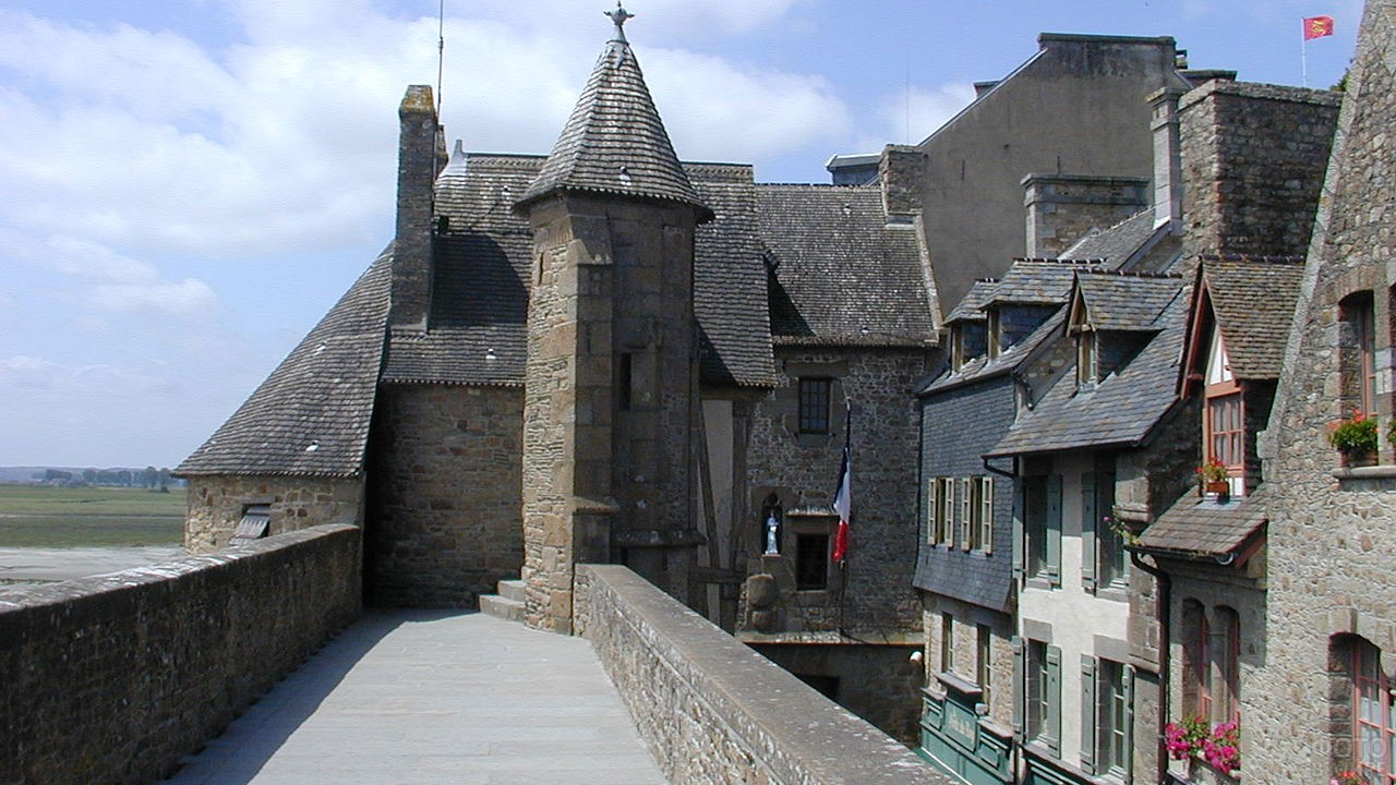 Бастион Мон-Сен-Мишель