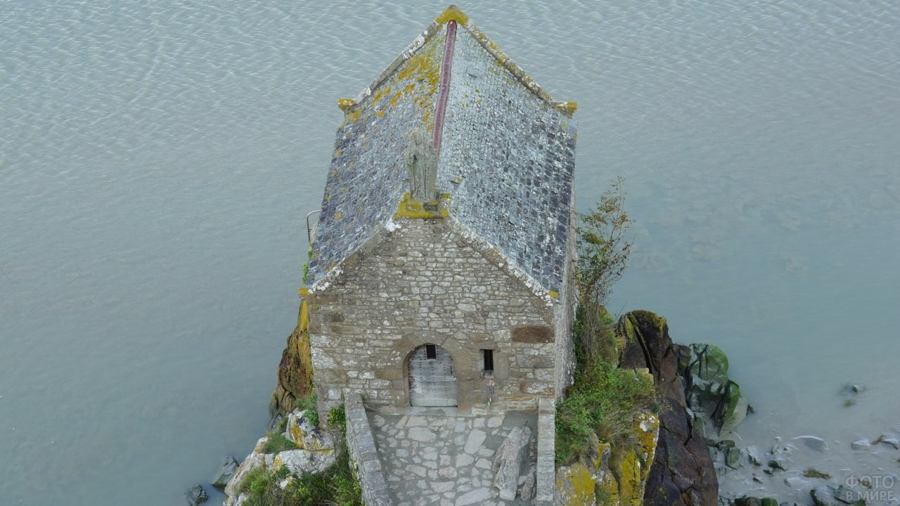 Крепость над Ла-Маншем