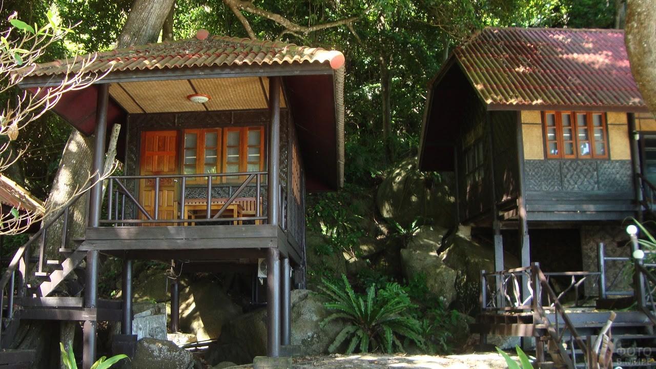 Отели на Симиланских островах