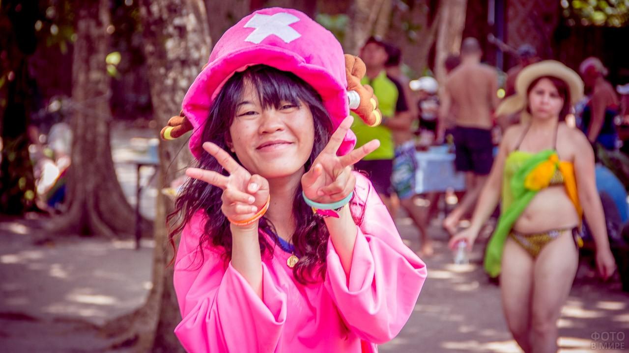 Праздник на острове Мианг