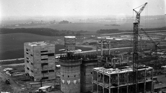 Днепродзержинский азотно-туковый завод, 1961