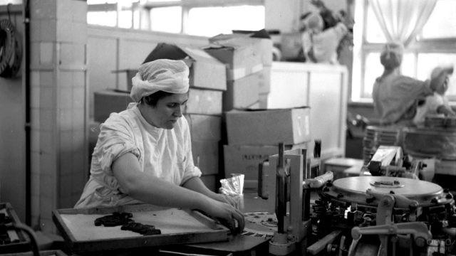Ленинградская кондитерская фабрика, 1967