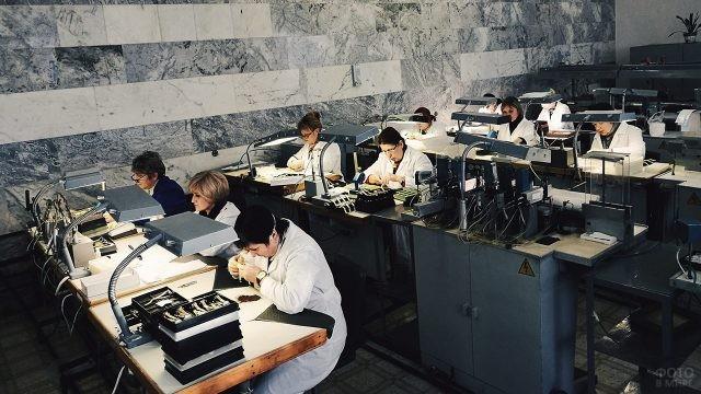 Минский часовой завод Луч в наши дни