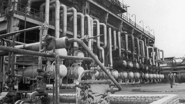 Московский нефтеперерабатывающий завод, 1938