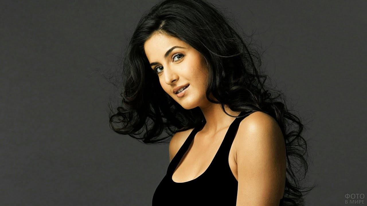 Индийская актриса Катрина Каиф