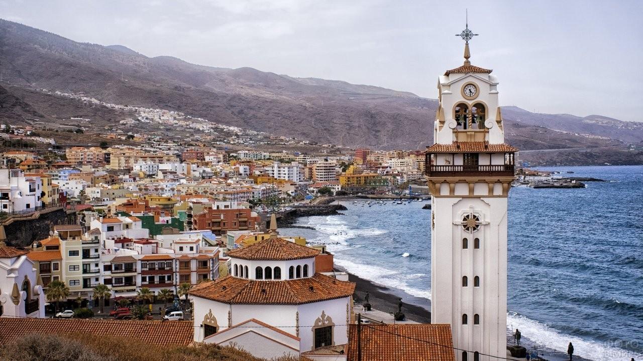 Санта Крус - столица Тенерифе