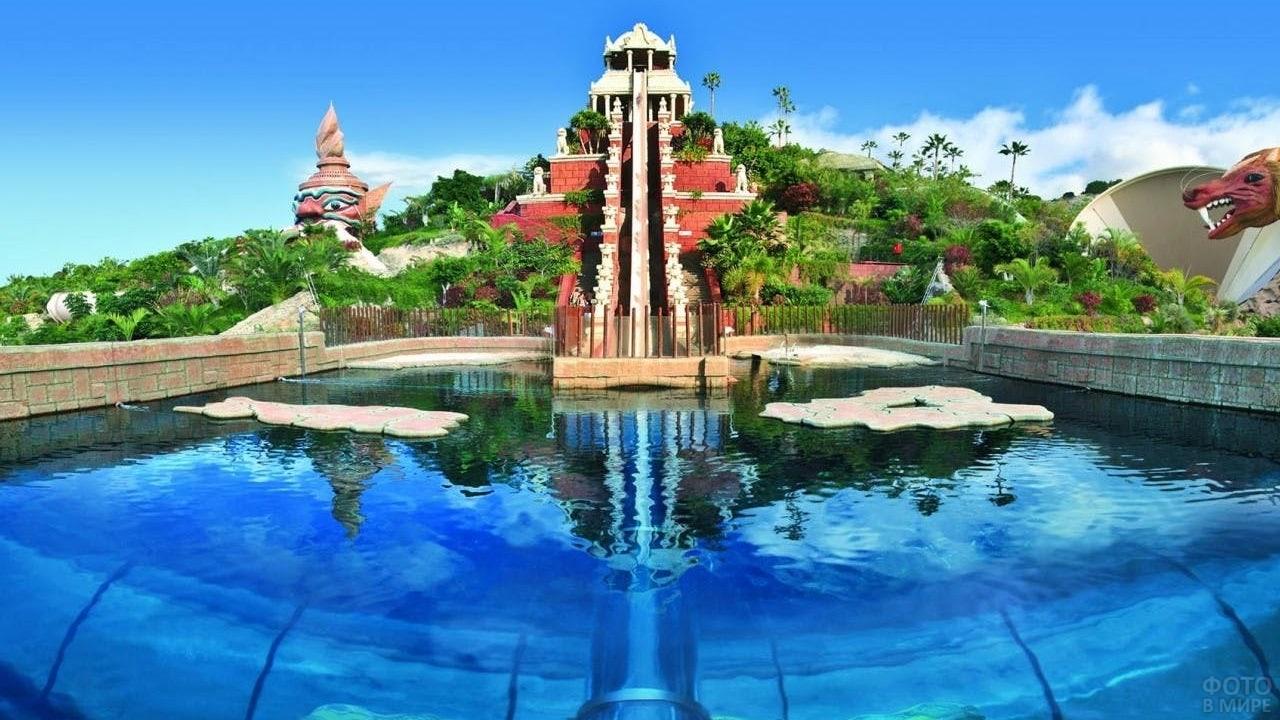 Сиам Парк на тропическом острове