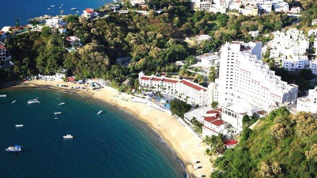 Роскошные отели в Мансанильо