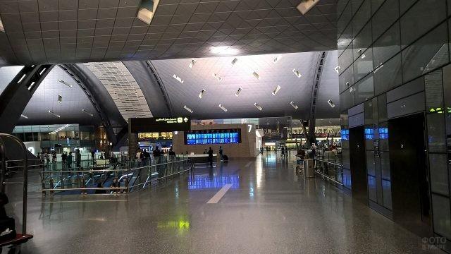 Международный аэропорт Хамад в Катаре