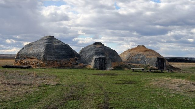 Дома бронзового века
