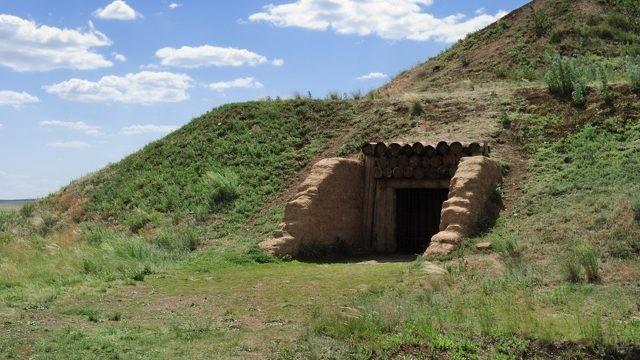 Укреплённое поселение бронзового века