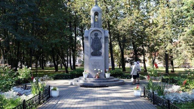 Памятник, посвящённый 2000 лет Рождества Христово