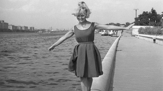 Советская актриса Савелова Светлана