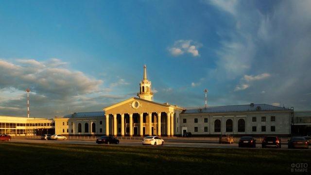 Екатеринбургский аэровокзал Кольцово