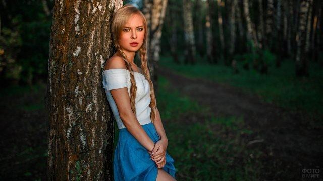 Модель Виктория Пичкурова