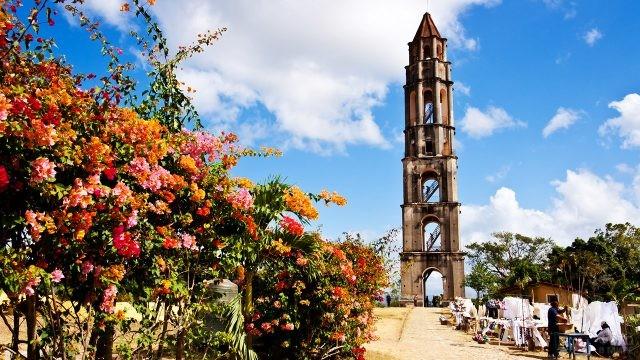 Цветущая долина Де-лос-Инхеньос