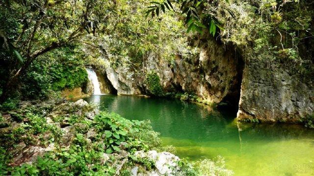 Парк Топес де Кольянтес