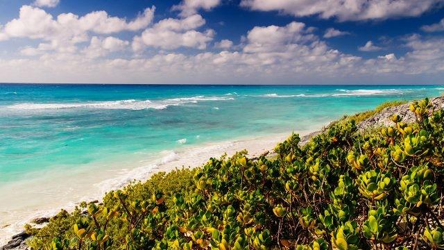 Просторный пляж Кайо Ларго