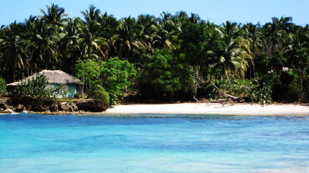 Заповедный пляж Плайя-Магуана
