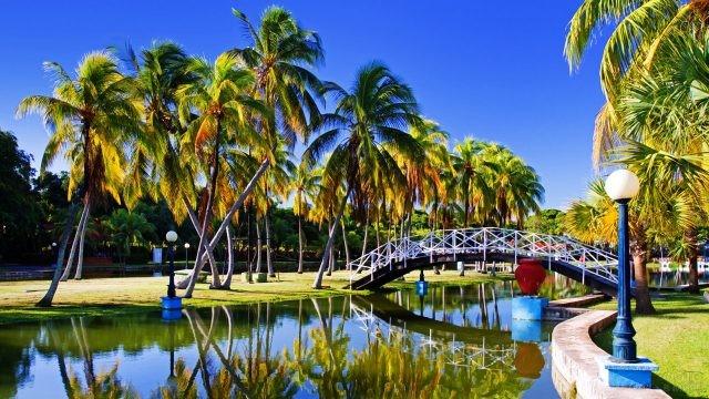 Живописный парк Йосоне - достопримечательность курорта Варадеро