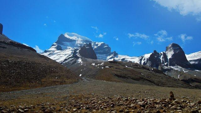 Жемчужина Тибета - гора Кайлас