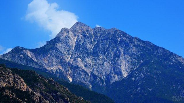Мраморный пик Святой Горы