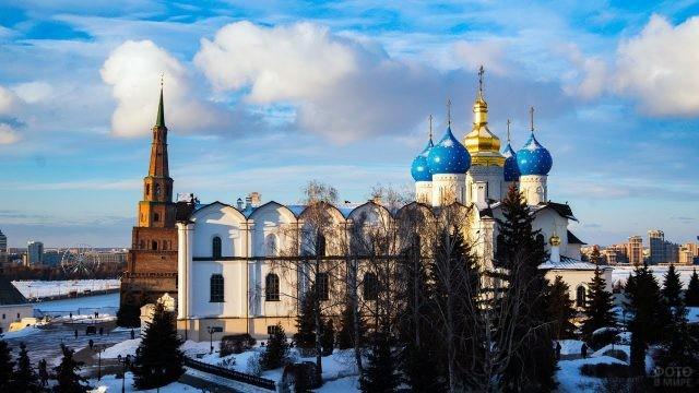Архитектура Казанского Кремля