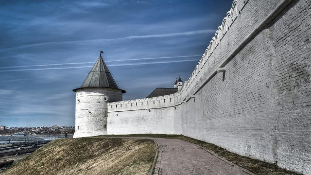 Безымянная башня Казанского Кремля