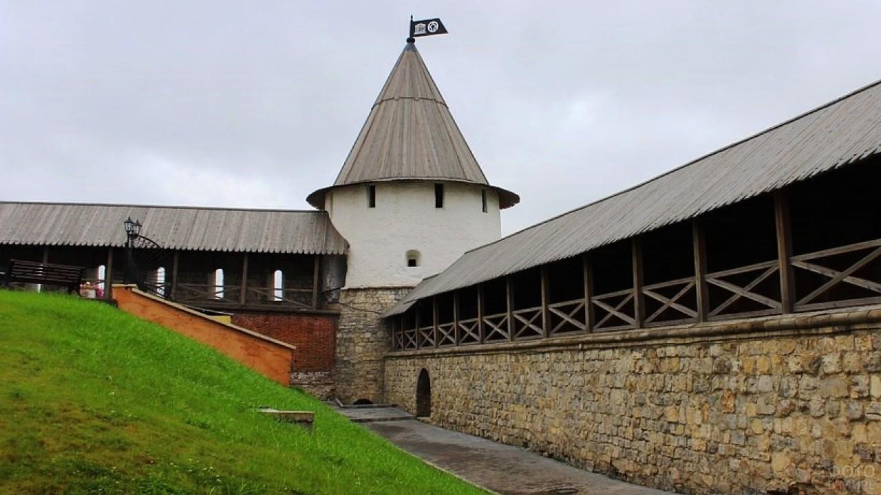 Крепость Казанского Кремля
