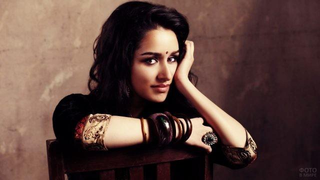 Болливудская красавица Шраддха Капур