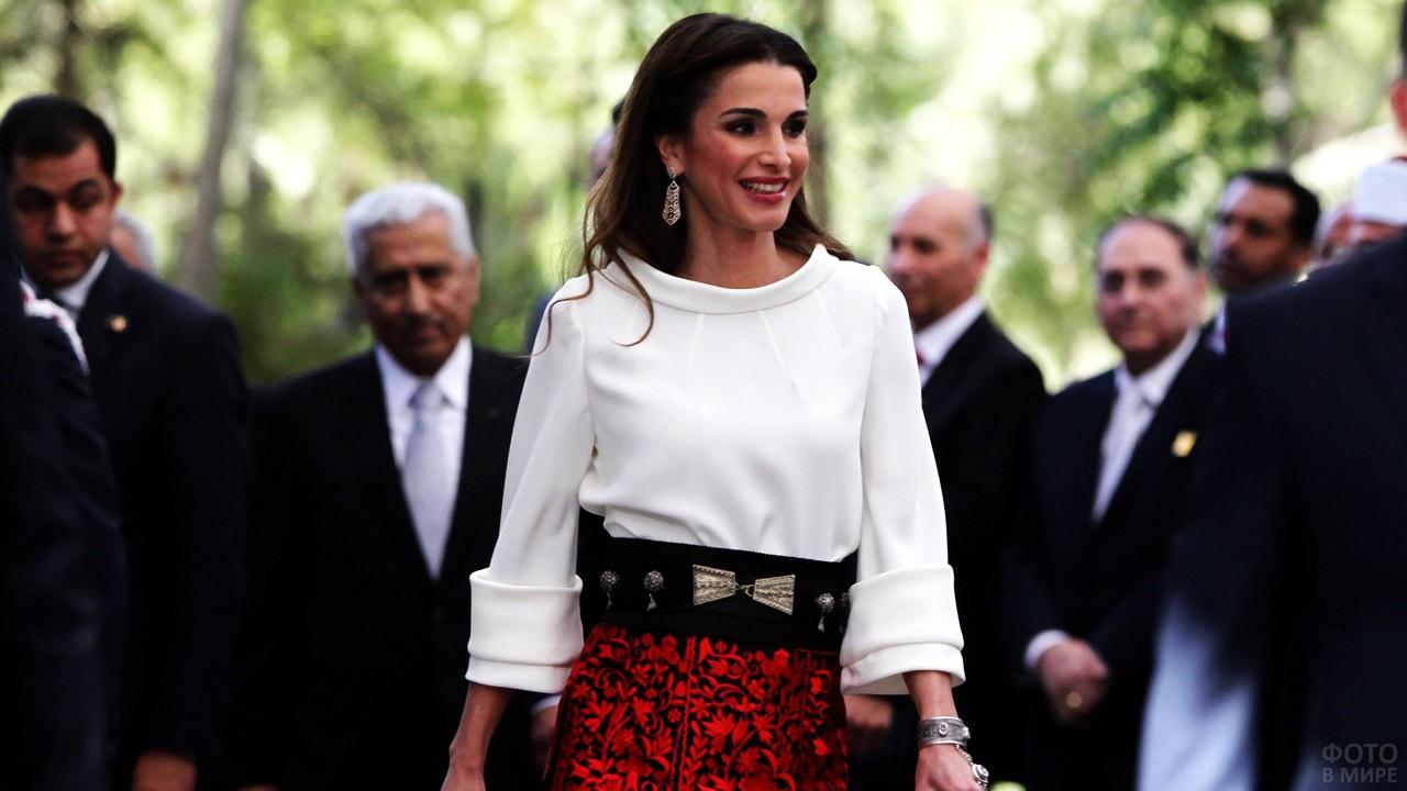 Рания - королева Иордании