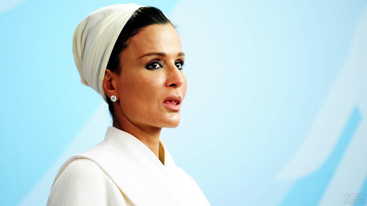Самая влиятельная мусульманка по версии Форбс - Шейха Моза