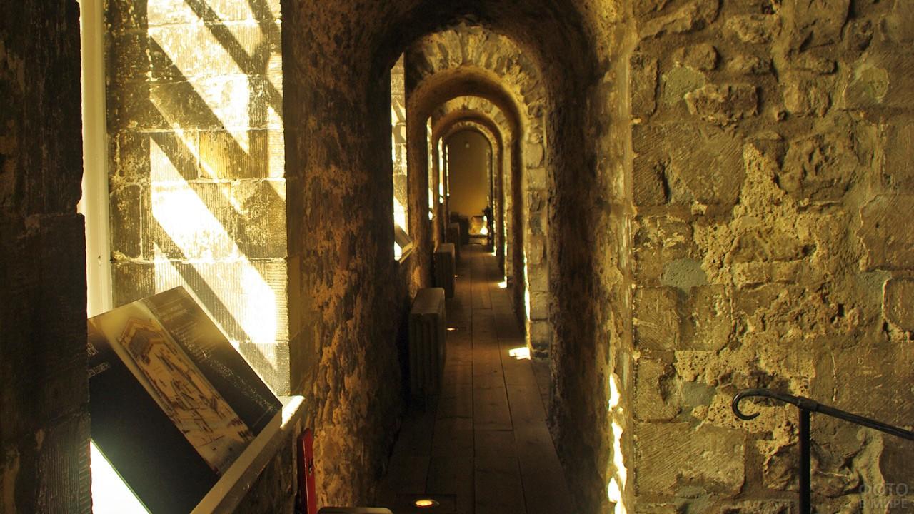 Внутри Лондонского замка