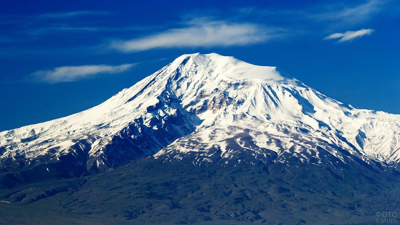 Курдское имя горы - Агри