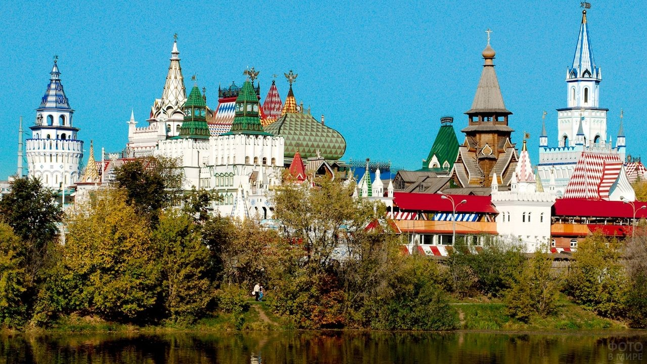 Архитектура Измайловского Кремля