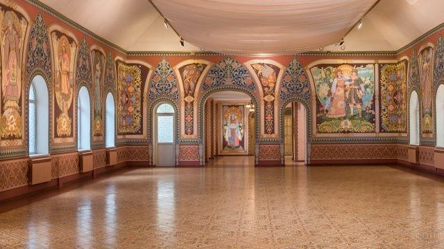 Банкетный зал - галерея