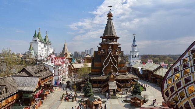 Церковь Святого Николая в Измайловском Кремле