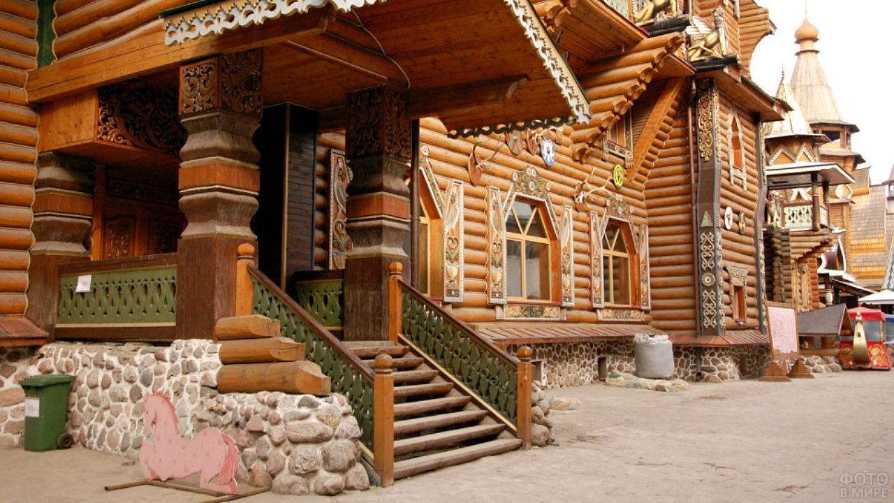 Дворец русской трапезы