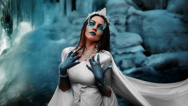 Демонический образ Снежной королевы
