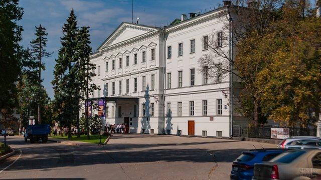 Дворец военного губернатора