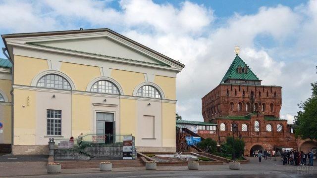 Музей Арсенал в Кремле