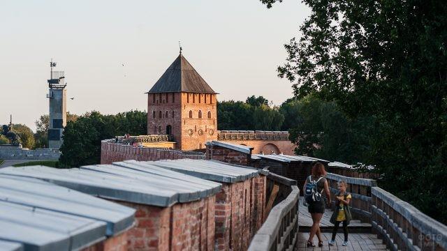 Смотровая башня Нижнего Новгорода