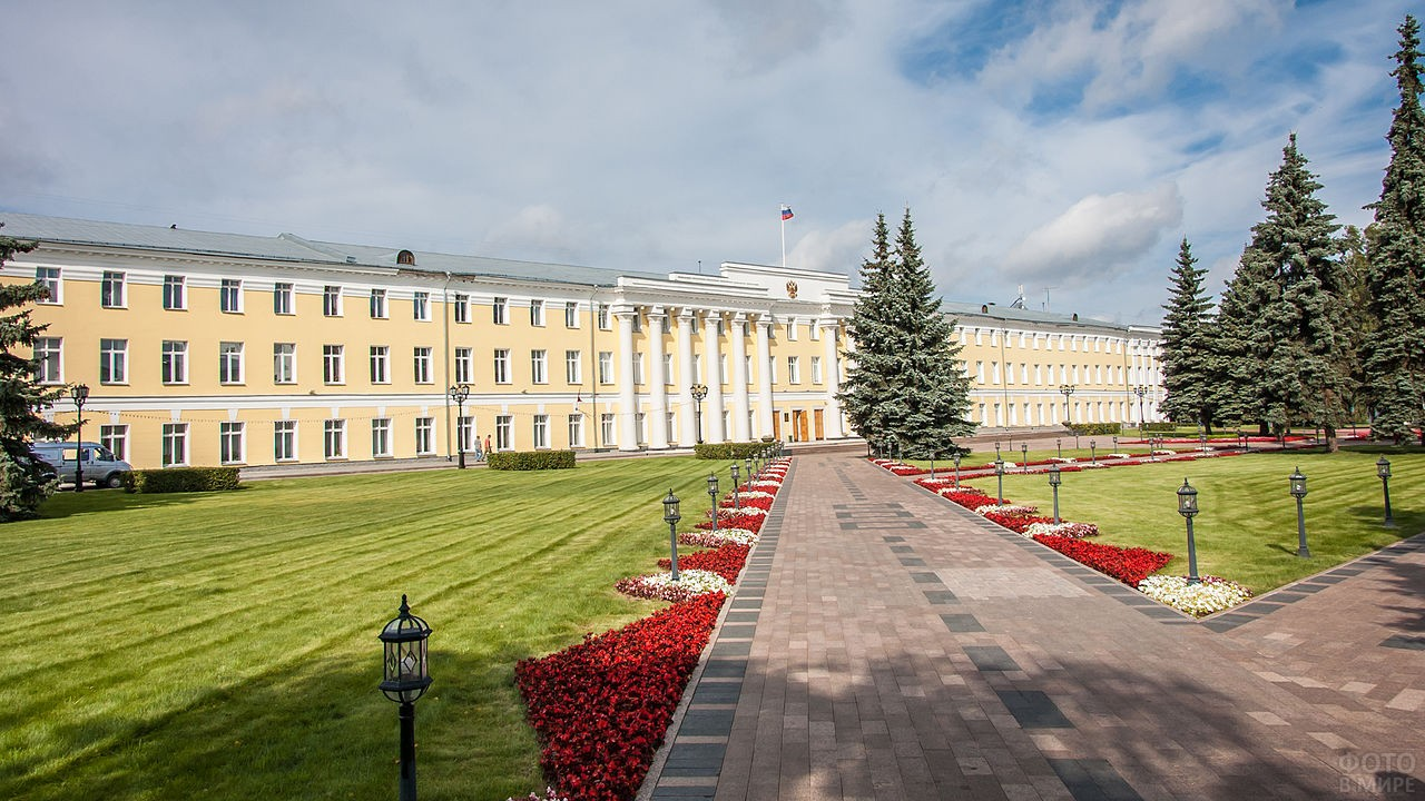 Законодательное собрание в Нижнем Новгороде