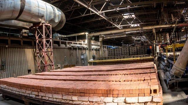 Мазуровский кирпичный завод в Кемерово