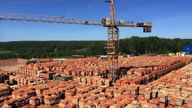 Впечатляющие масштабы Новосибирского производства