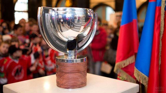 Кубок Чемпионата мира по хоккею